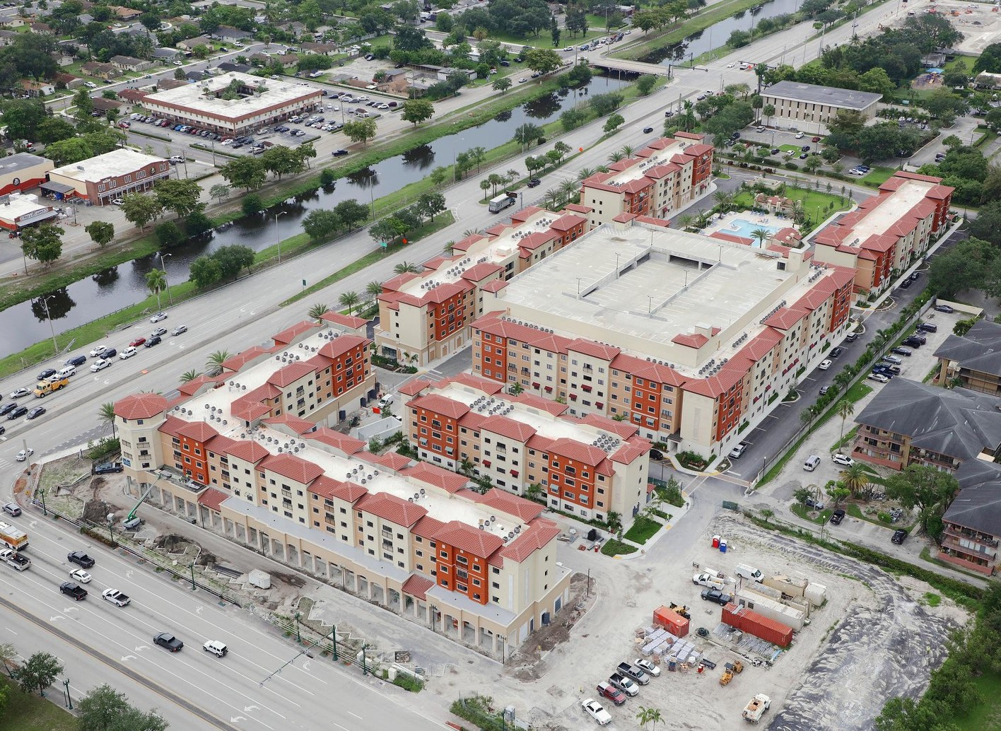 Downtown Davie Multi-Family & Commercial | The Benedict