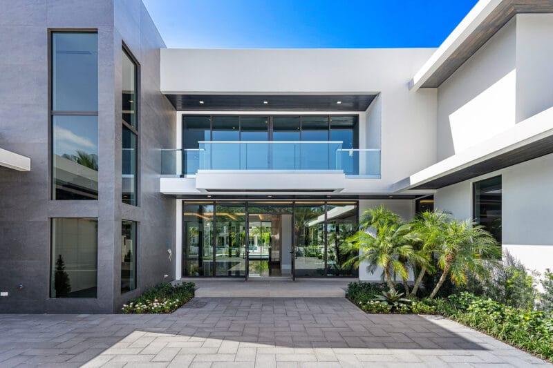 Modern Architecture Boca Raton
