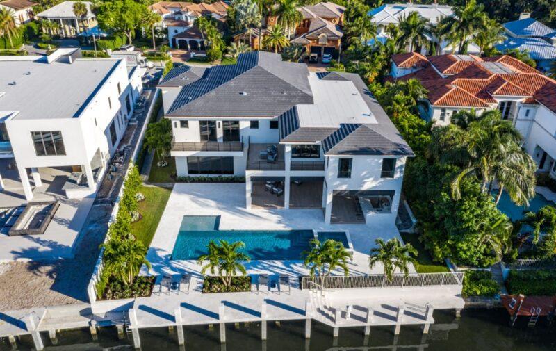 Modern Coastal Architecture Boca Raton