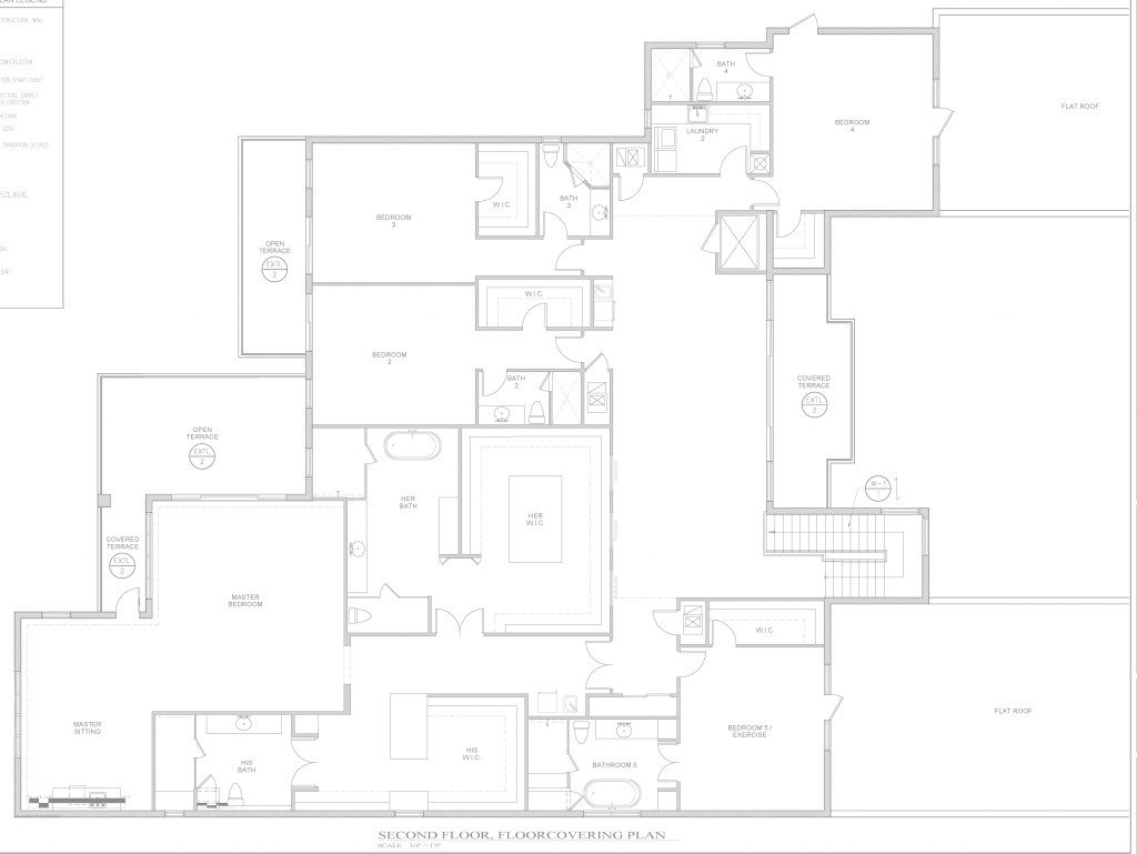 Floor plans ready to build