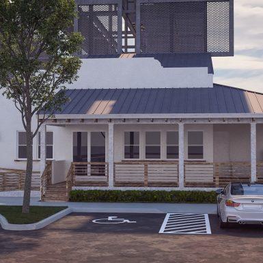 Dockmaster House